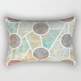 Gaudi´s view Rectangular Pillow