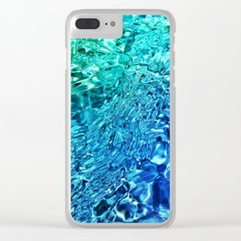 Patterns Clear iPhone Case