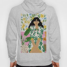 Floral fever Hoody