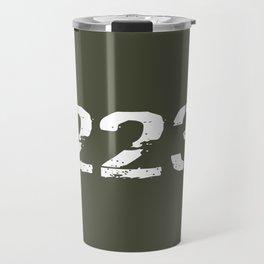.223 Ammo Travel Mug