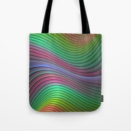 Curvitude Tote Bag