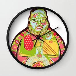 Tropic Bronson Wall Clock