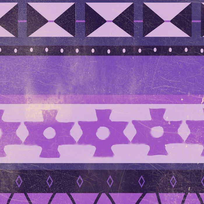 Native Spirit (Purple) Leggings