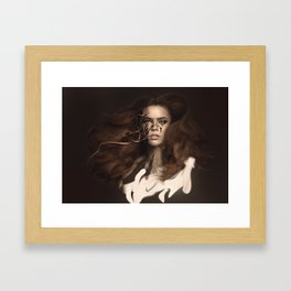 MARA 02 Framed Art Print