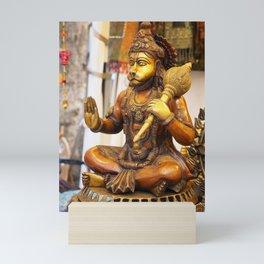 Hanuman Mini Art Print