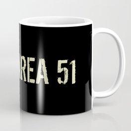 Black Flag: Area 51 Coffee Mug