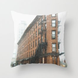 Streets of New York vol. 03 Throw Pillow