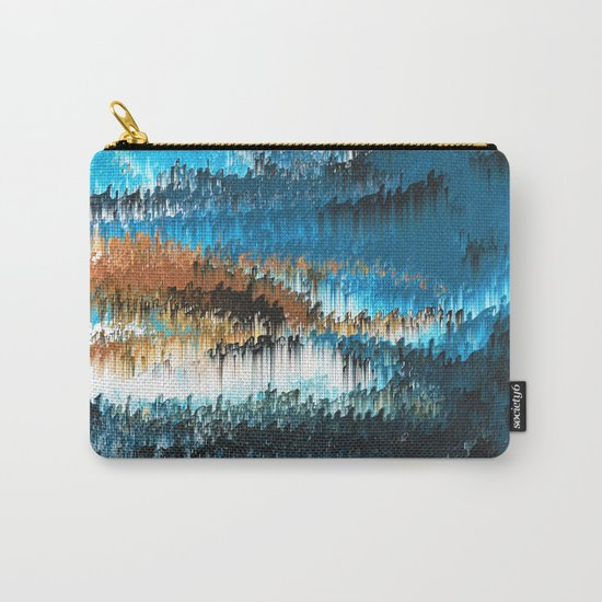 Blue Forest Shades Carry-All Pouch