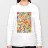 star Long Sleeve T-shirts featuring Star by Danny Ivan