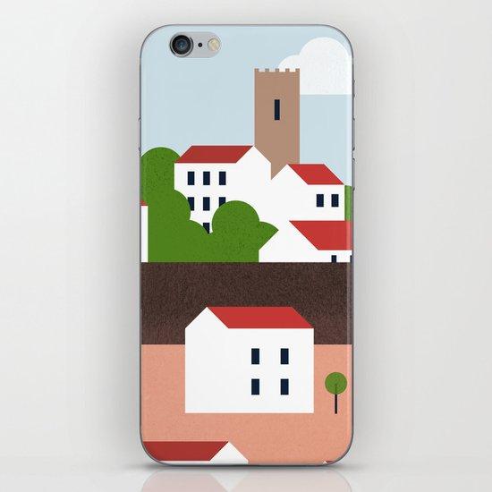 Green Istria iPhone & iPod Skin