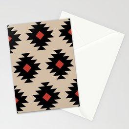 Colorful Southwestern Pattern 554 Stationery Cards