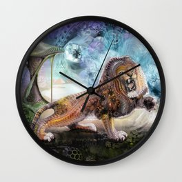 Defiant Wall Clock