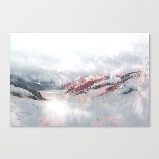 Foggy Dreams Canvas Print
