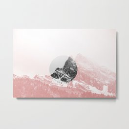 Mountain 01 Metal Print