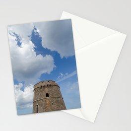 Tower Alcaufar, Menorca Stationery Cards
