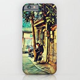 牛栏山白酒 Beijing Trip 3 iPhone Case