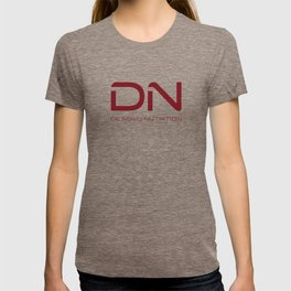 Crimson DN Logo T-shirt