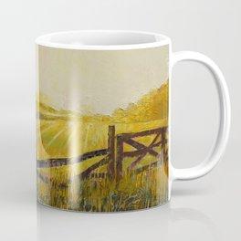 Country Meadow Coffee Mug
