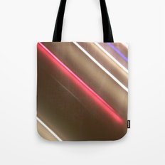 Light Lines. Tote Bag