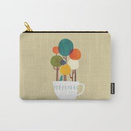 Life in a cup Carry-All Pouch