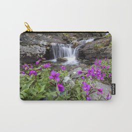 Secluded Waterfall Carry-All Pouch