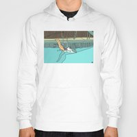 diver Hoodies featuring Diver by Highly Anticipated
