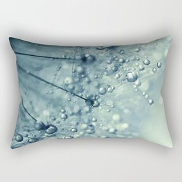 Dandy in Midnight Blue Rectangular Pillow