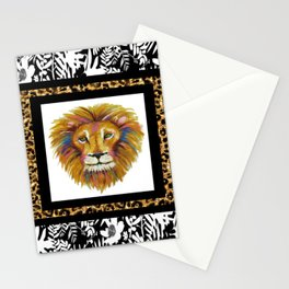 His Majesty Stationery Cards
