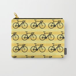 Bicycle pattern Carry-All Pouch