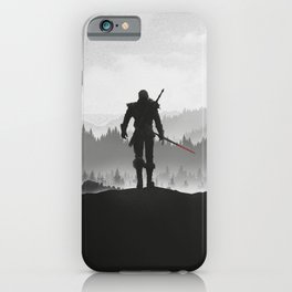 The Witcher: Wild Hunt iPhone Case