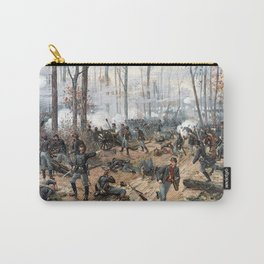 The Battle of Shiloh -- Civil War Carry-All Pouch