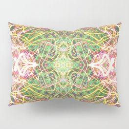 Faerie Fire Tracers Pillow Sham