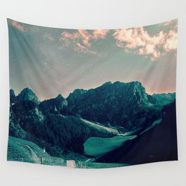 Mountain Call Wall Tapestry