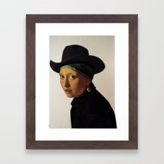 GoWest Framed Art Print