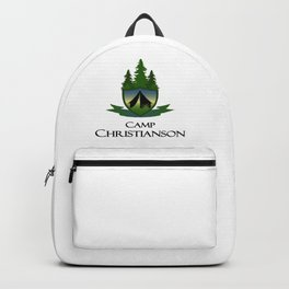 Camp C Logo Backpack