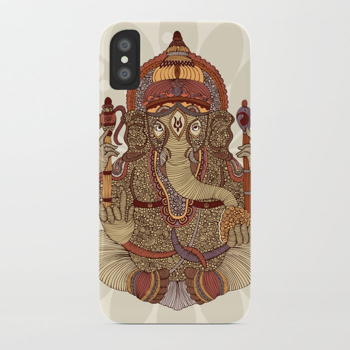 Ganesha: Lord of Success iPhone Case