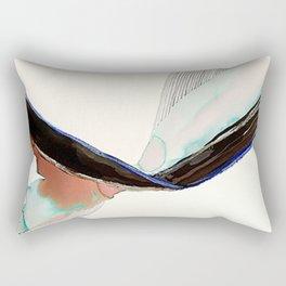 Day 21: balancing life. Rectangular Pillow