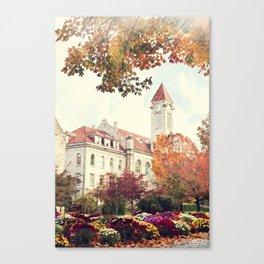 Indiana University Canvas Print