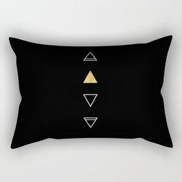 Four Elements Rectangular Pillow