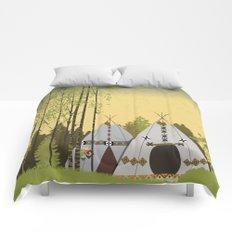 Tipis Comforters