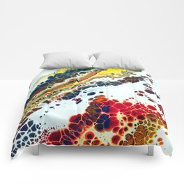 Primary Agate Slab Comforters