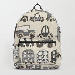 retro rides mono Backpack