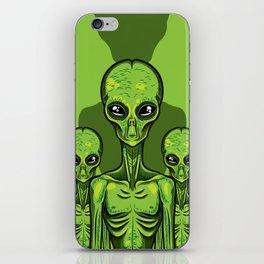 Mr Neon iPhone Skin