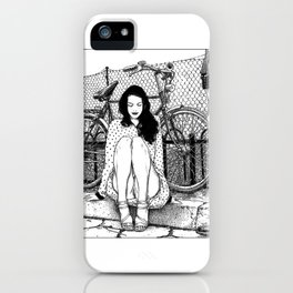 asc 592 - L'amende honorable (A satisfactory apology) iPhone Case
