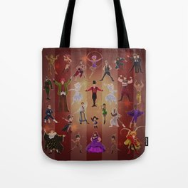 Greatest show Tote Bag