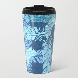 Feather Square Travel Mug