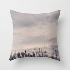 Flawless Throw Pillow