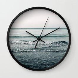 Turning Into Night Wall Clock