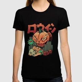 Killer pumpking T-shirt