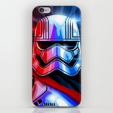 Our Captain iPhone & iPod Skin